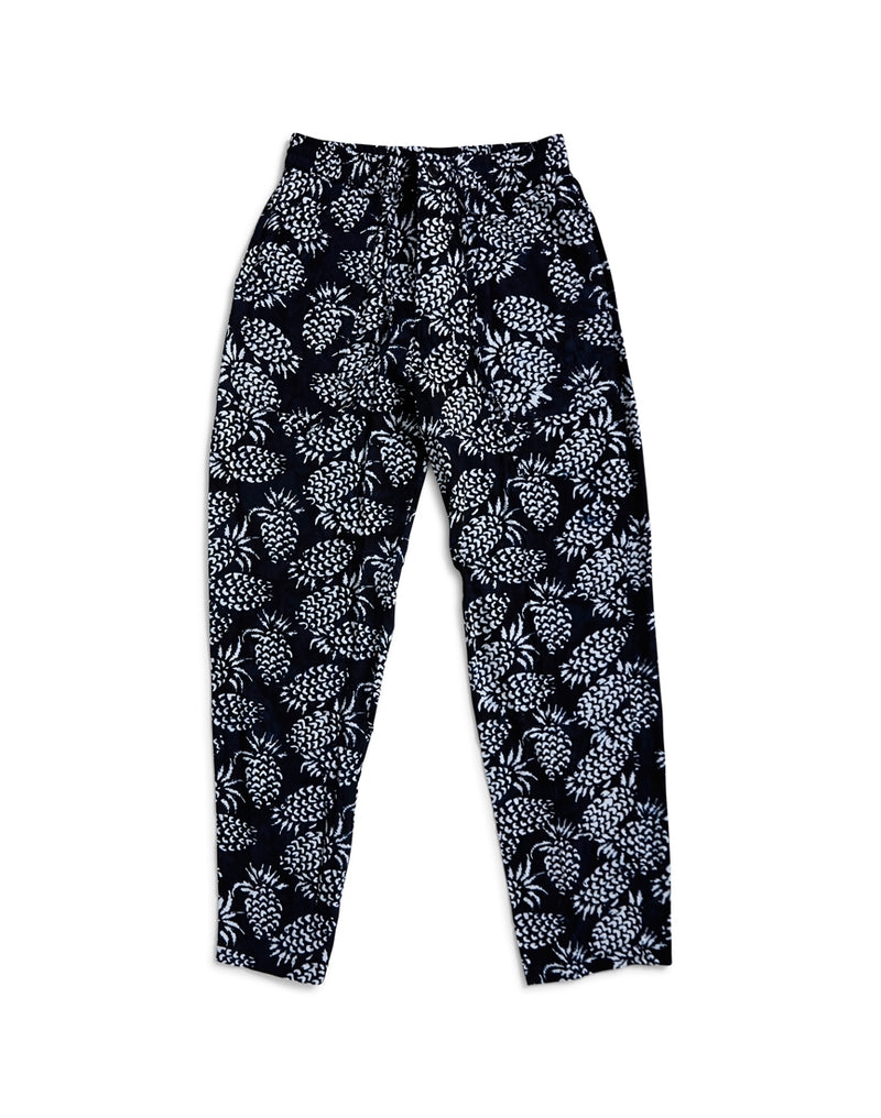 Stan Ray - Pantai Print Trousers Black