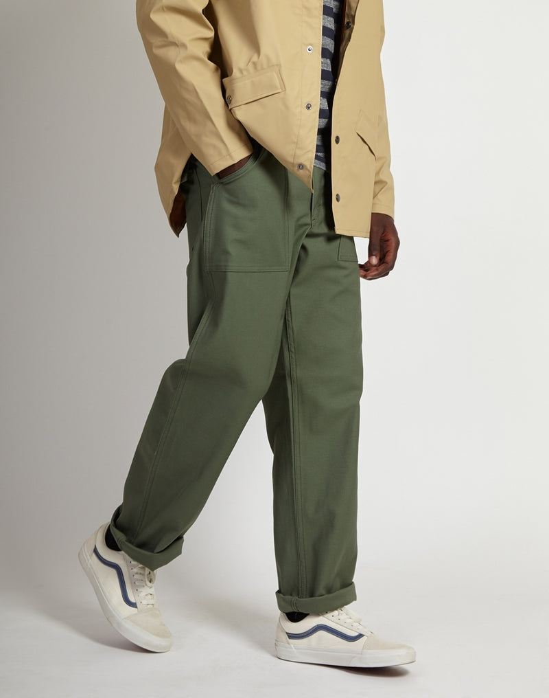 Stan Ray - 1100 OG Loose Fatigue Pant Olive