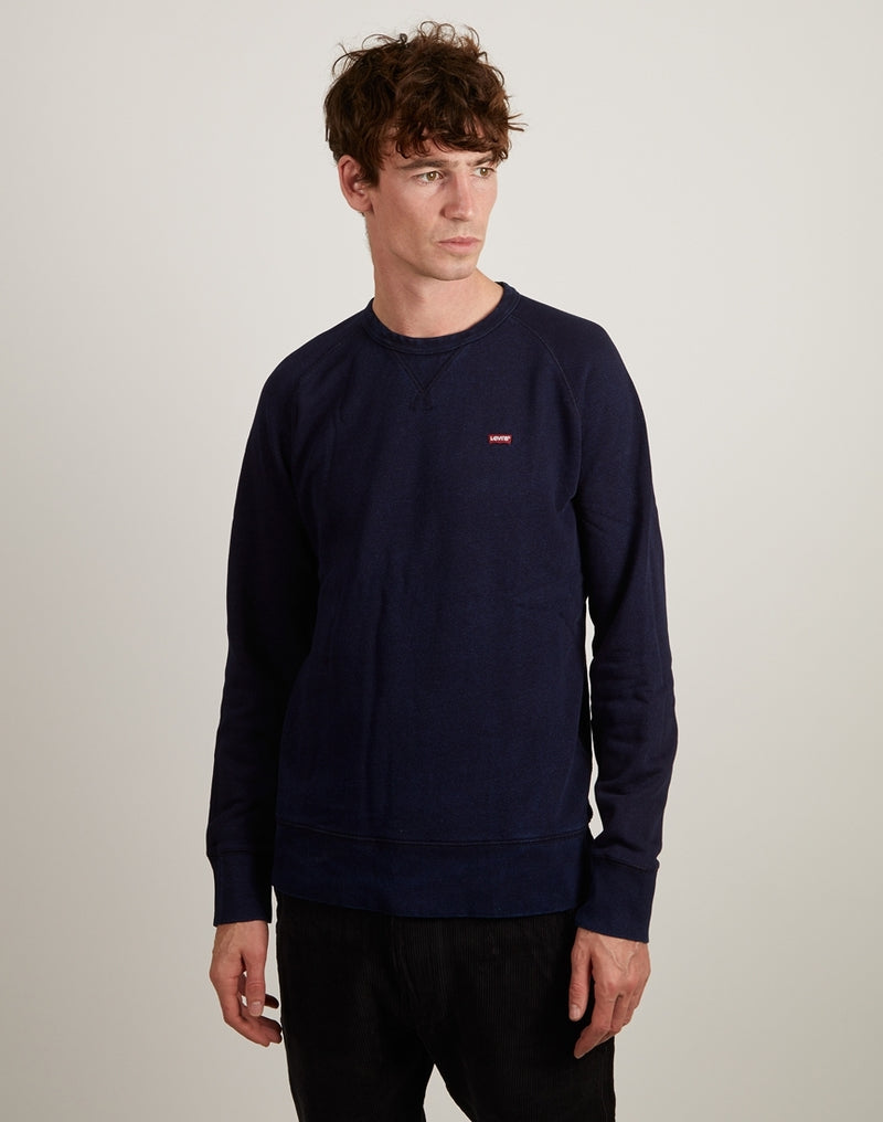 Levi's Original HM Icon Crew Blue