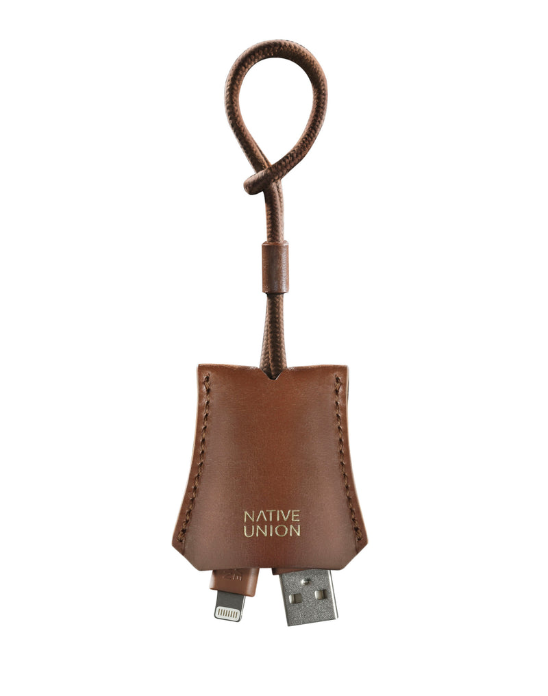 Native Union - Leather Luggage Cable Tan