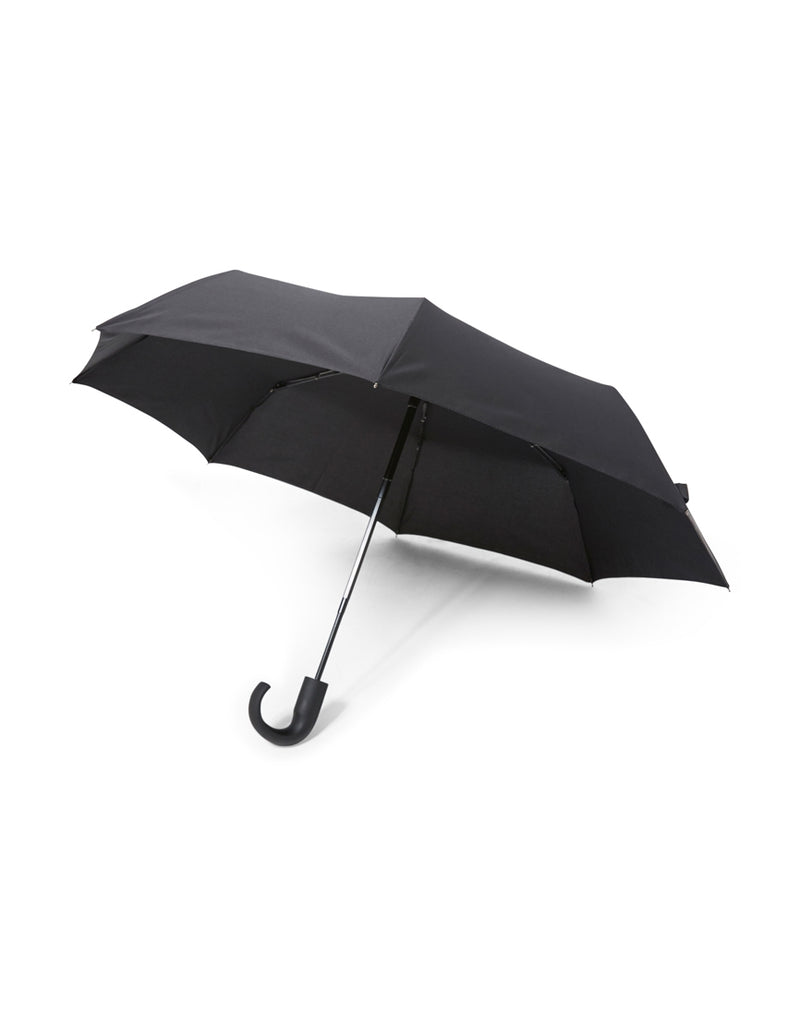 The Idle Man - Auto Open Umbrella Black