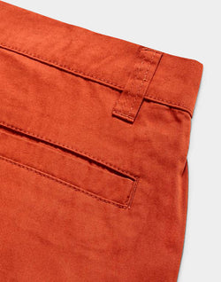 The Idle Man - Chino Shorts Brown