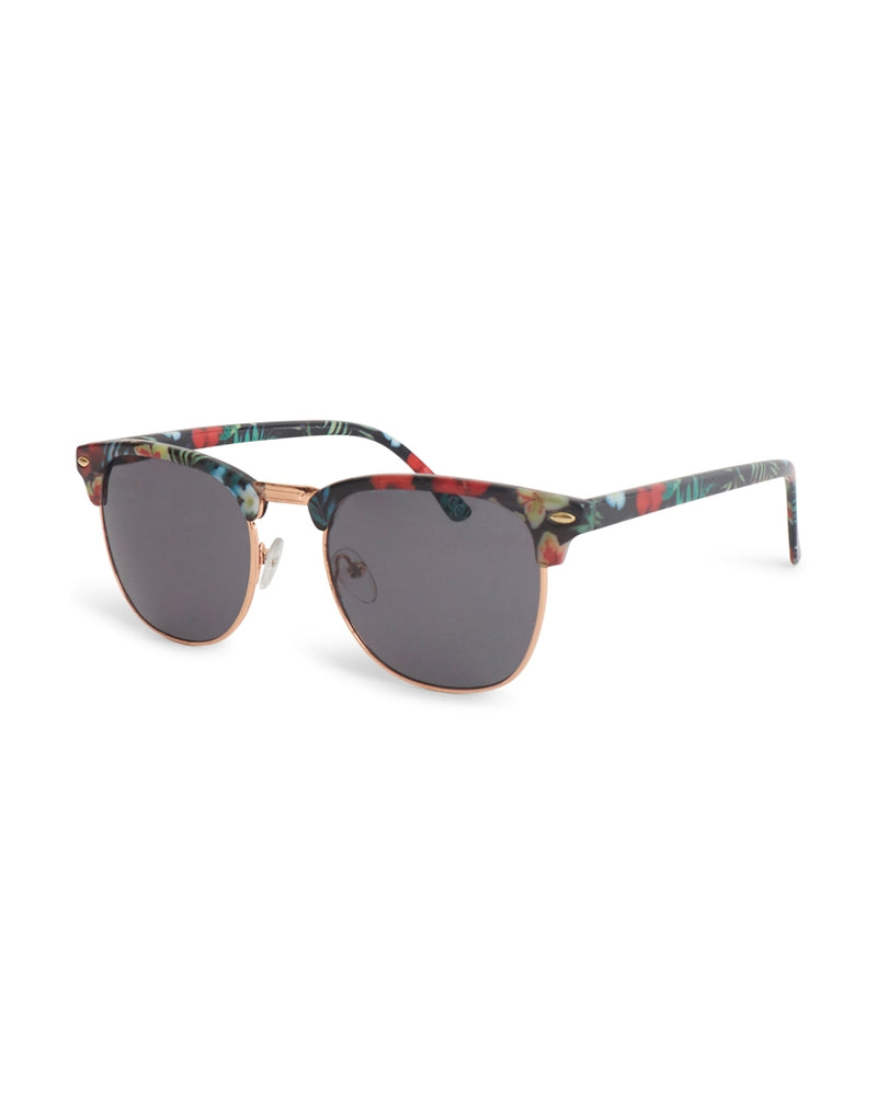 The Idle Man - Classic Wayfarer Sunglasses Multi