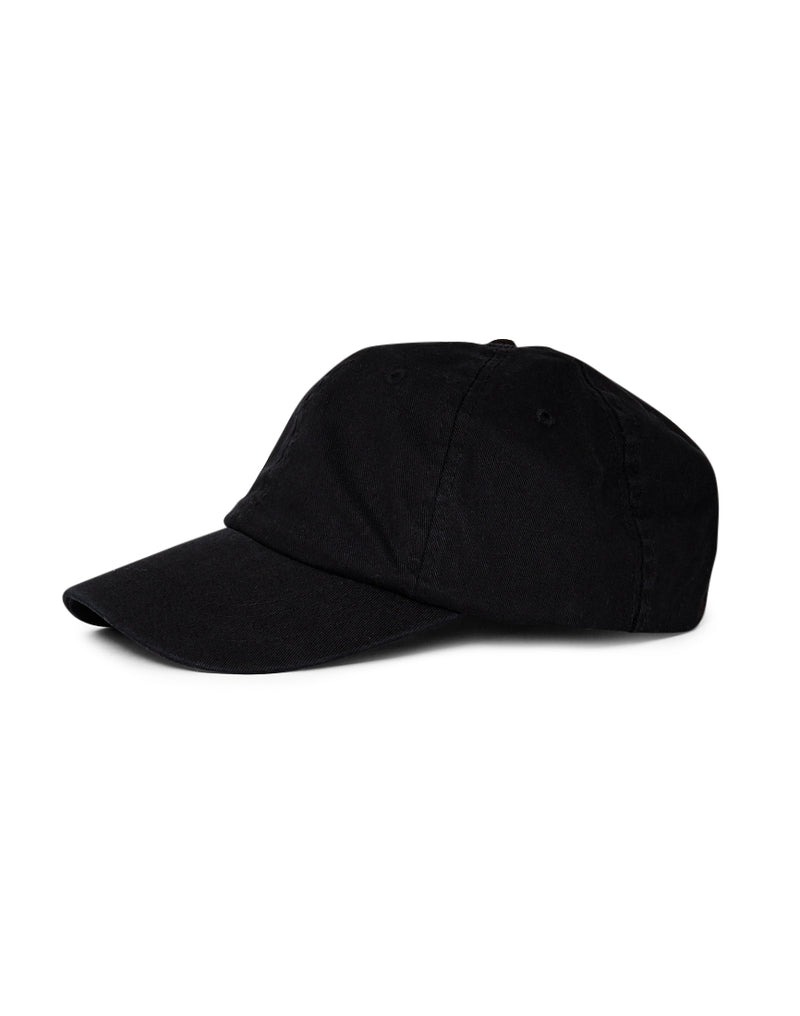 The Idle Man - Baseball Cap Black