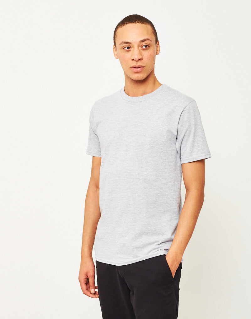 The Idle Man - Premium Classic T-Shirt Grey