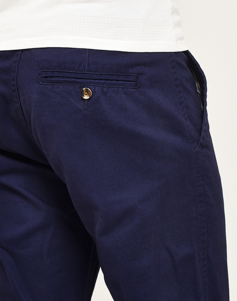 The Idle Man -Straight Leg Chino Navy