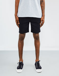 The Idle Man - Sweat Shorts Black