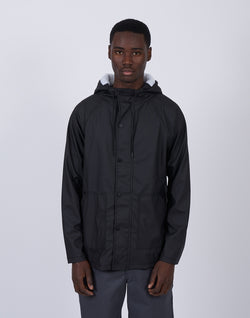 The Idle Man -Borg Hood Rain Coat