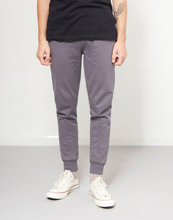 The Idle Man - Slim Fit Jogger Grey