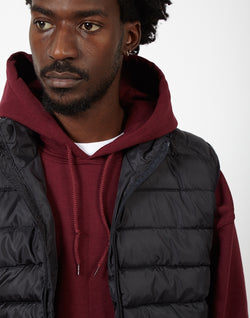 The Idle Man - Liner Puffer Gilet Navy