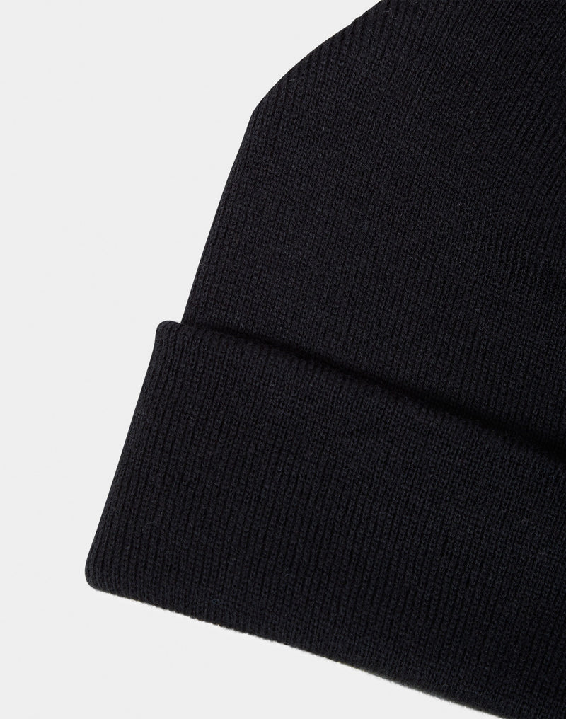 The Idle Man - Original Beanie Black
