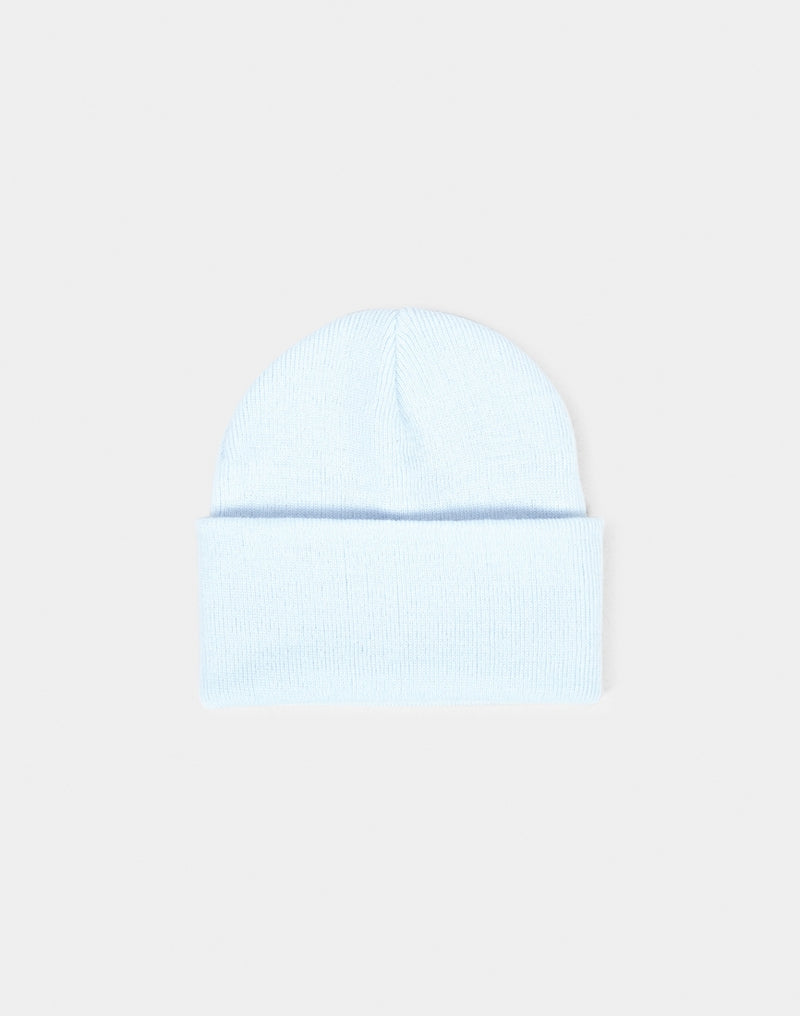 The Idle Man - Original Beanie Blue