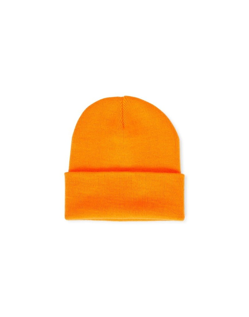 The Idle Man - Original Beanie Orange