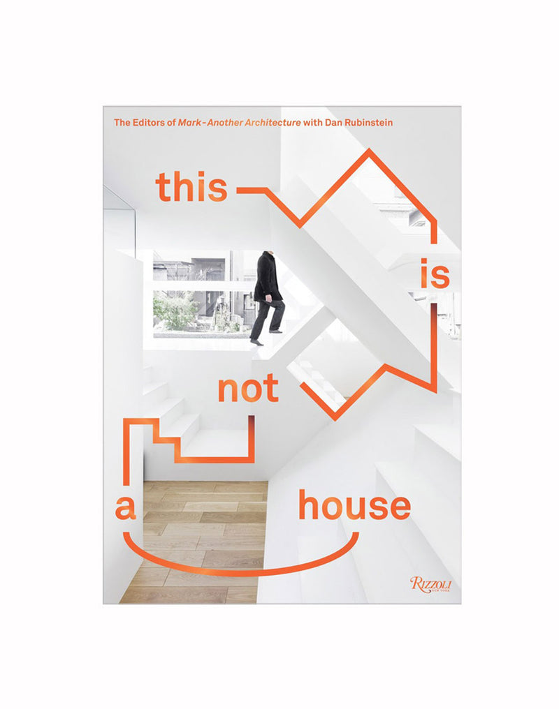 This Is Not A House Book