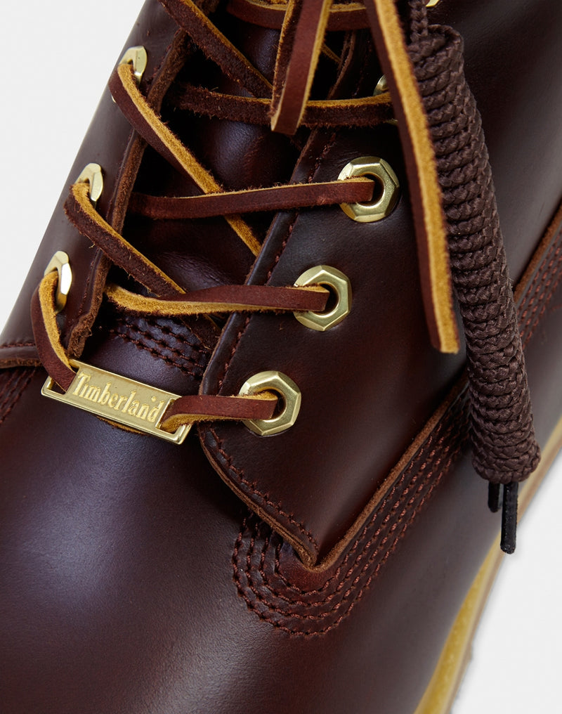 "Timberland - 6"" Premium Leather Boot Brown"