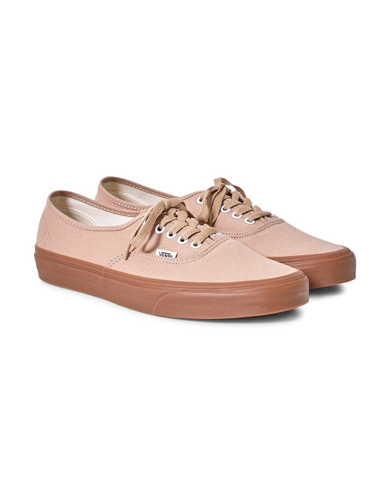 Vans - Authentic Canvas Plimsolls Tan