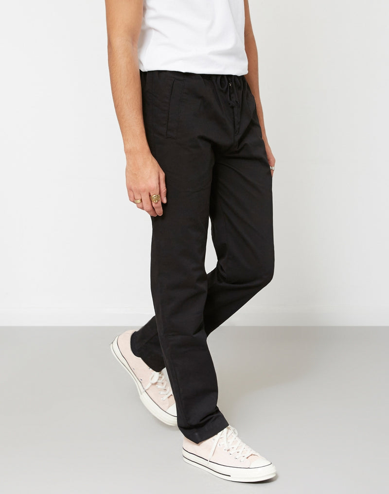 Wax London - Alston Chinos Black
