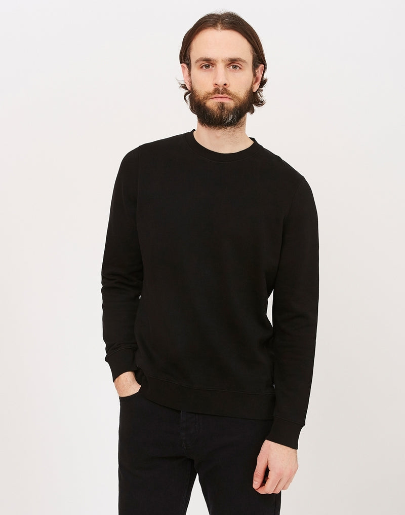Wax London - Westbury Sweatshirt Black
