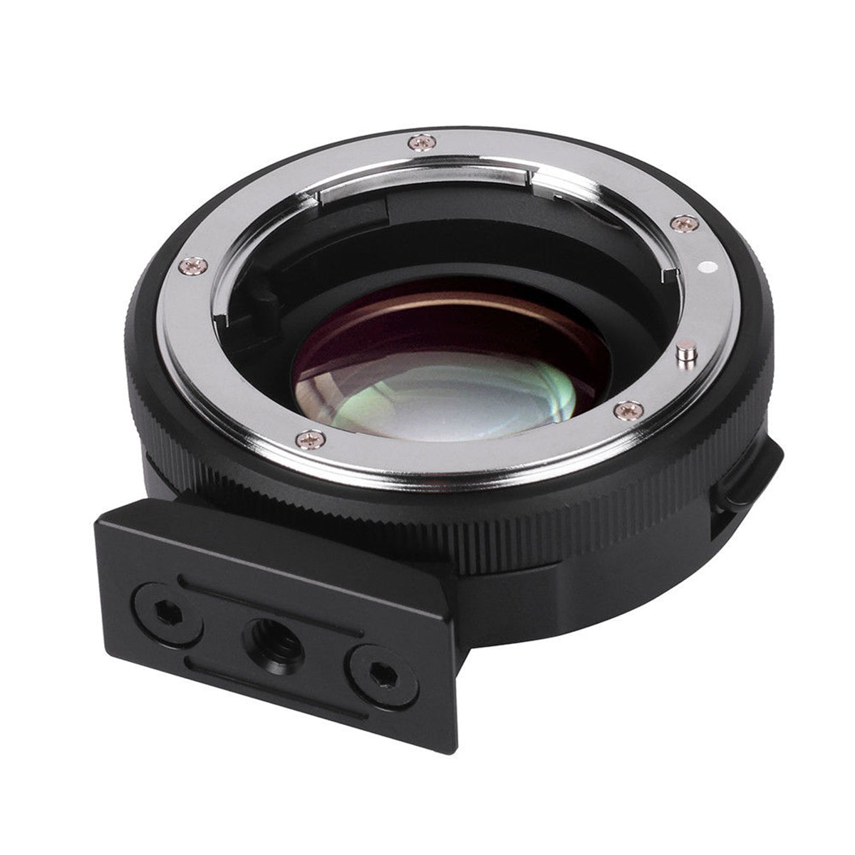 Viltrox NF-M43X Focal Reducer Speed Booster Adapter Turbo with Aperture for Nikon Lens to M4/3 Camera GH4 GH5GK GH85GK GF7GK GX7
