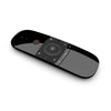 Wechip W1 Air Mouse Senza Fili 2.4g Fly Air Mouse Per Android Tv Box /Mini Pc/Tv/Win 10 (Black)