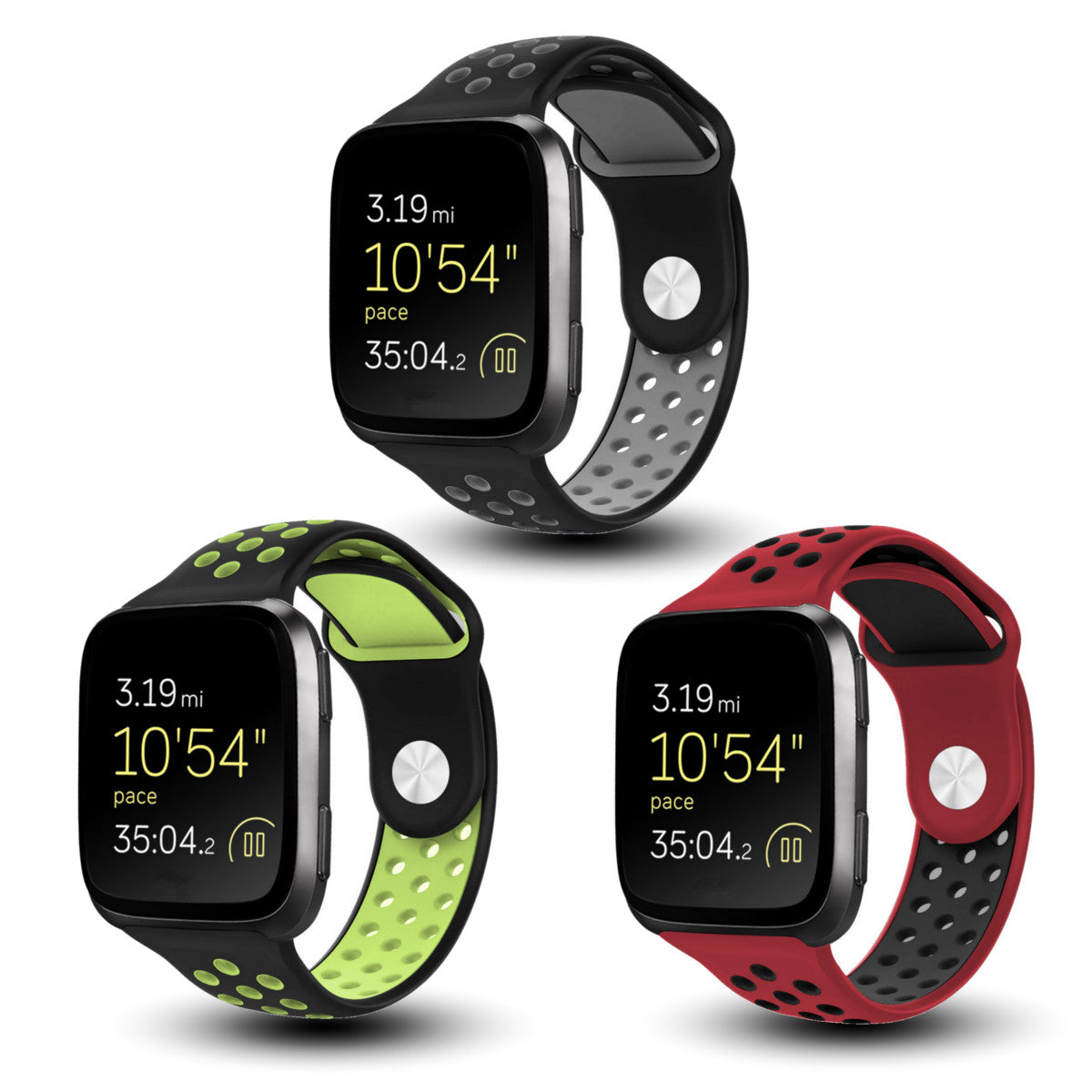 Fitbit Versa  Silicone Strap BandsFor Fitbit Versa Fitness Smart Watch