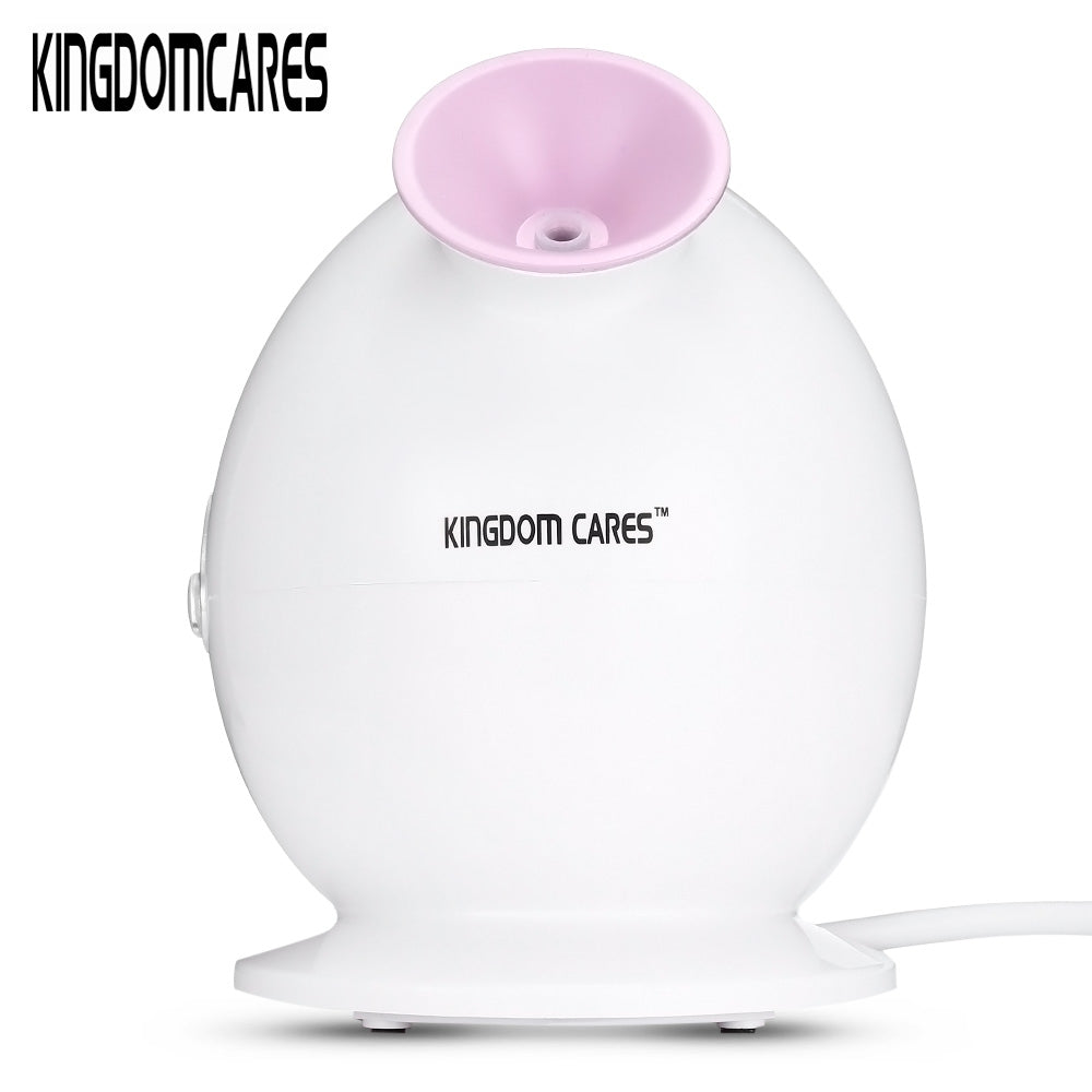 KINGDOMCARES KC1330 Facial Steamer Hot Mist Beauty Sprayer SPA Steaming Face Care