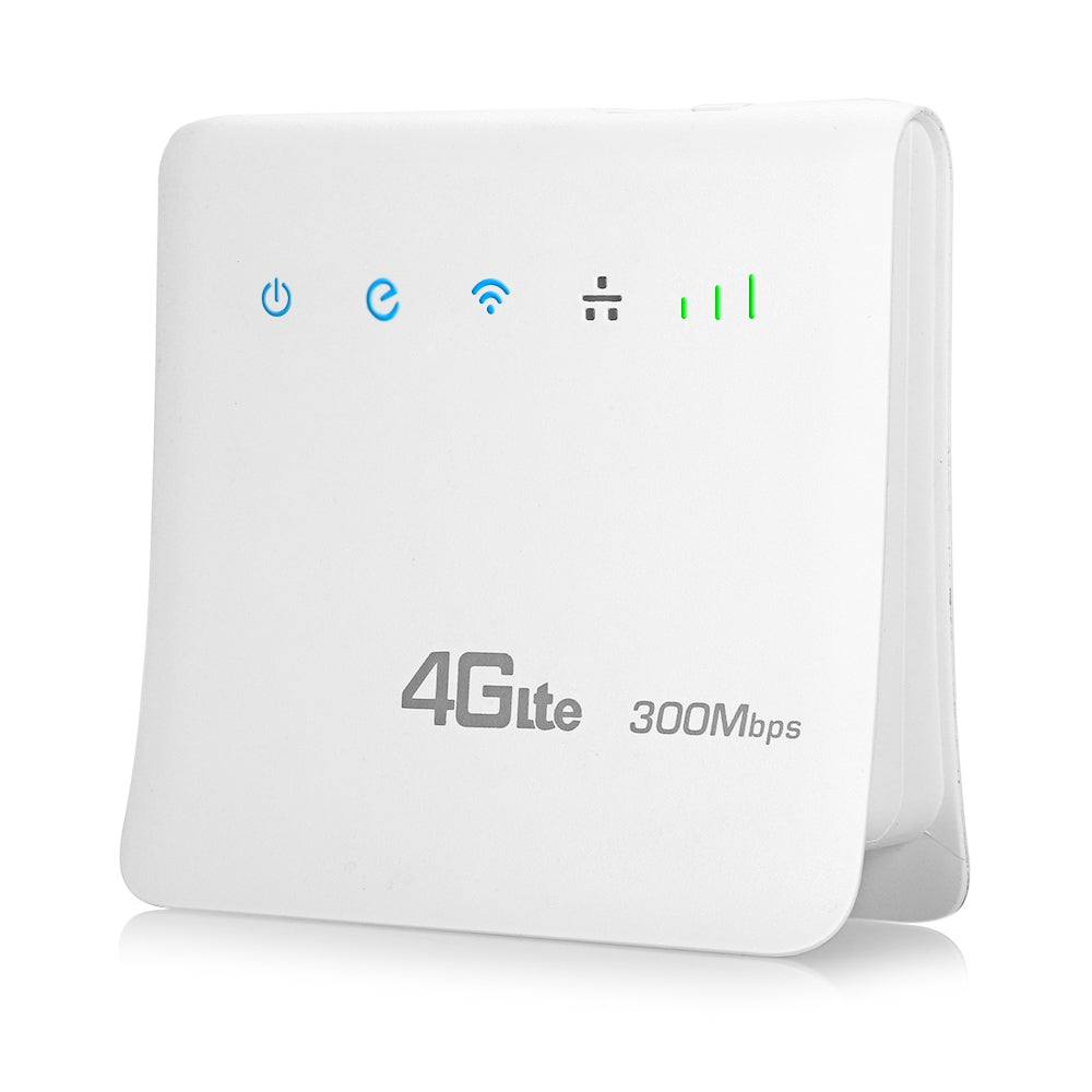 Kinle 4G LTE CPE Mobile WiFi Router 300Mbps – Reliable Store