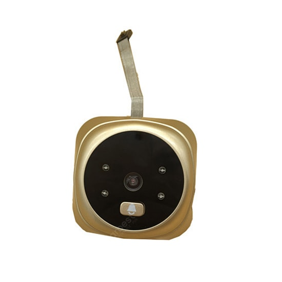 D1 Smart Cat Eye System Electronic Doorbell Lithium Battery Non-motion Detection