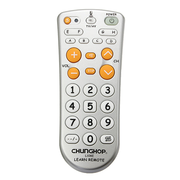 Mini Universal Learning Remote Control for TV DVD SAT