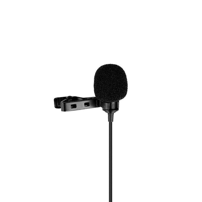 BOYA BY-LM400 Dual Lavalier Microphone Omni-directional Condenser Mic for Smartphones 4m