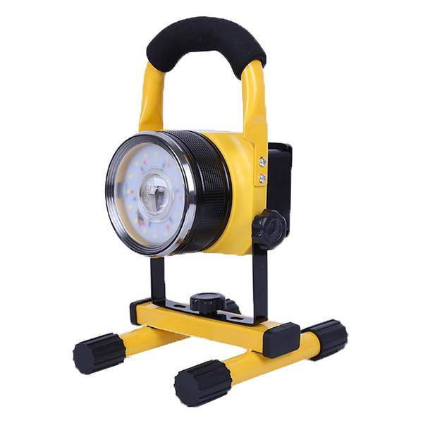 20W Portable Rechargeable LED Flood Light Work Outdoor Emergency Camping Light