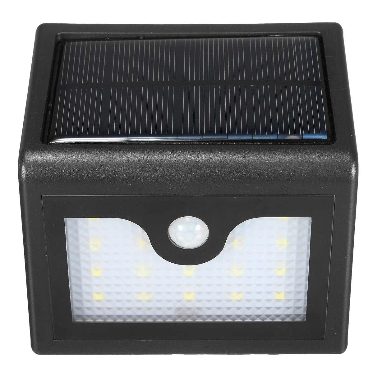 16 LED Solar Power PIR Motion Sensor Wall Light Outdoor Waterproof Garden Lamp