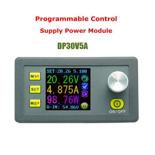 DP30V5A Voltage Converter Step Down Programmable Power Supply