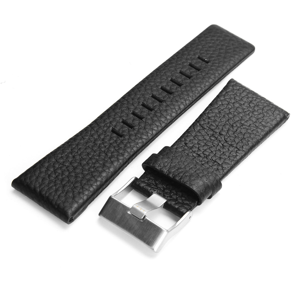 Replacement 22/24/26/27/28mm Leather Watch Band Strap For Diesel DZ4210