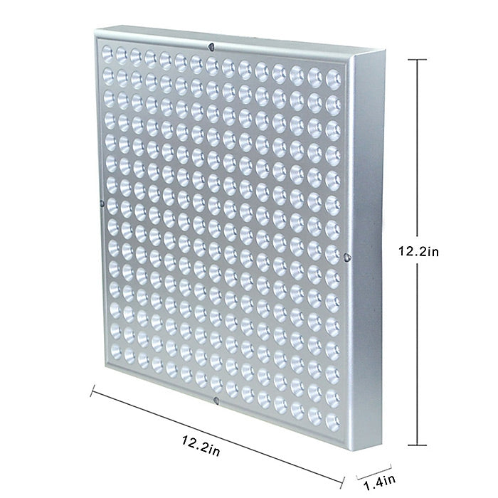 LED Grow Light 14W Red Blue Full Spectrum LED Plant Grow Light Hydroponics Flower Seed Indoor