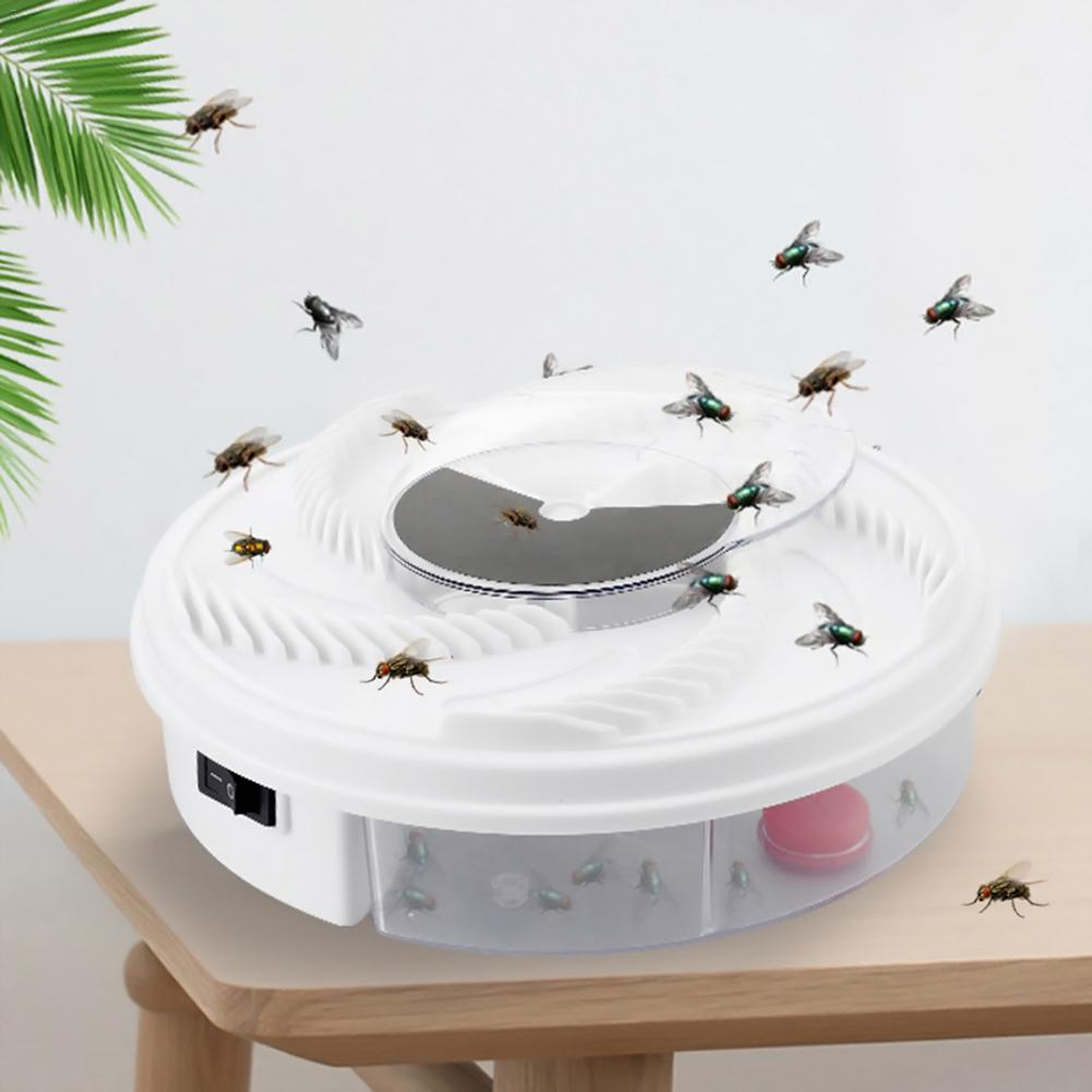 Electric Fly Trap Device Animal Repeller Mosquito Dispeller Fly Catcher