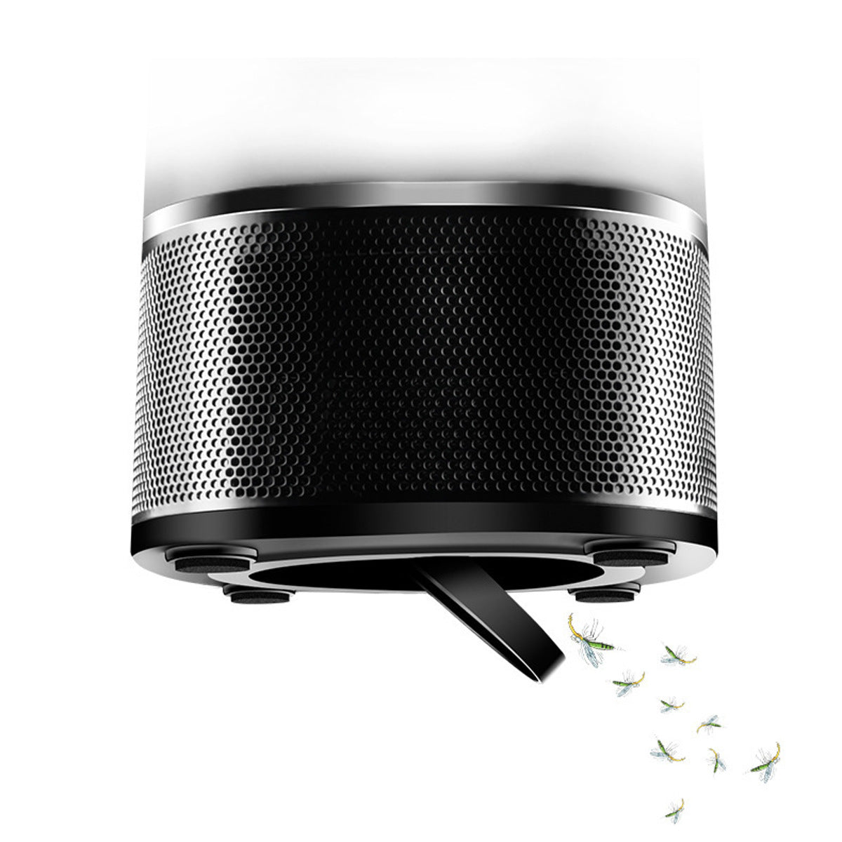 Gardening Household Electric Mosquito Dispeller Bug Fly Insect Zapper Killer Muted LED Light Lamp