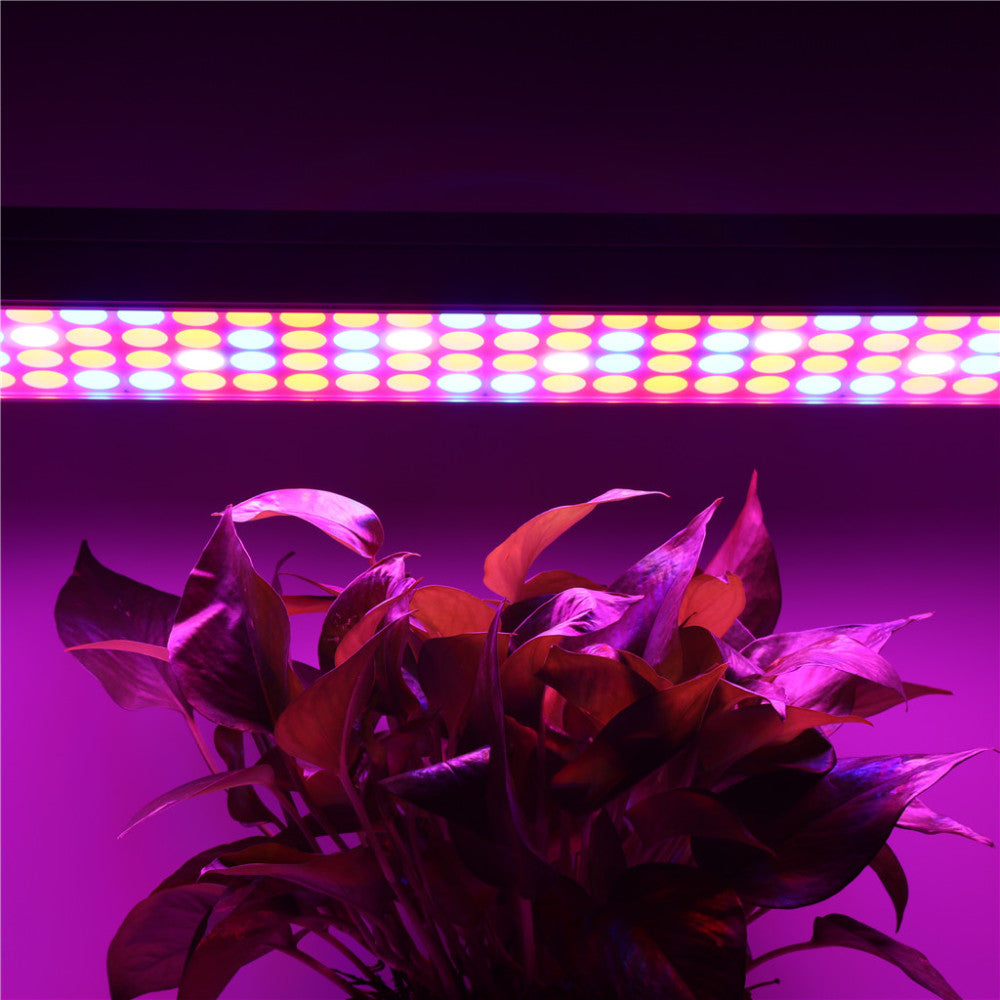60W 112pcs LED Full Spectrum Grow Lights AC85-265V Indoor Plant Lamp for Plants Vegs Hydroponic