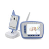 3.3 inch 2.4GHz Wireless LCD Digital Baby Monitor 6 Infrared LED 2 Way Communication Transmission EU