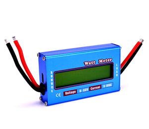 Parts & Accessories 60v 100a Digital Balance Voltage Power Watt Current Energy Meter Analyzer Tester Checker For Rc Drone Battery Wattmeter Rc Tools Selling Well All Over The World
