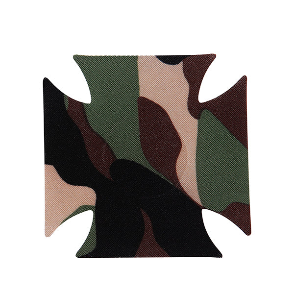 Sexy Disposable Camouflage Backless Multi Shape Strapless Invisible Bra Sticker