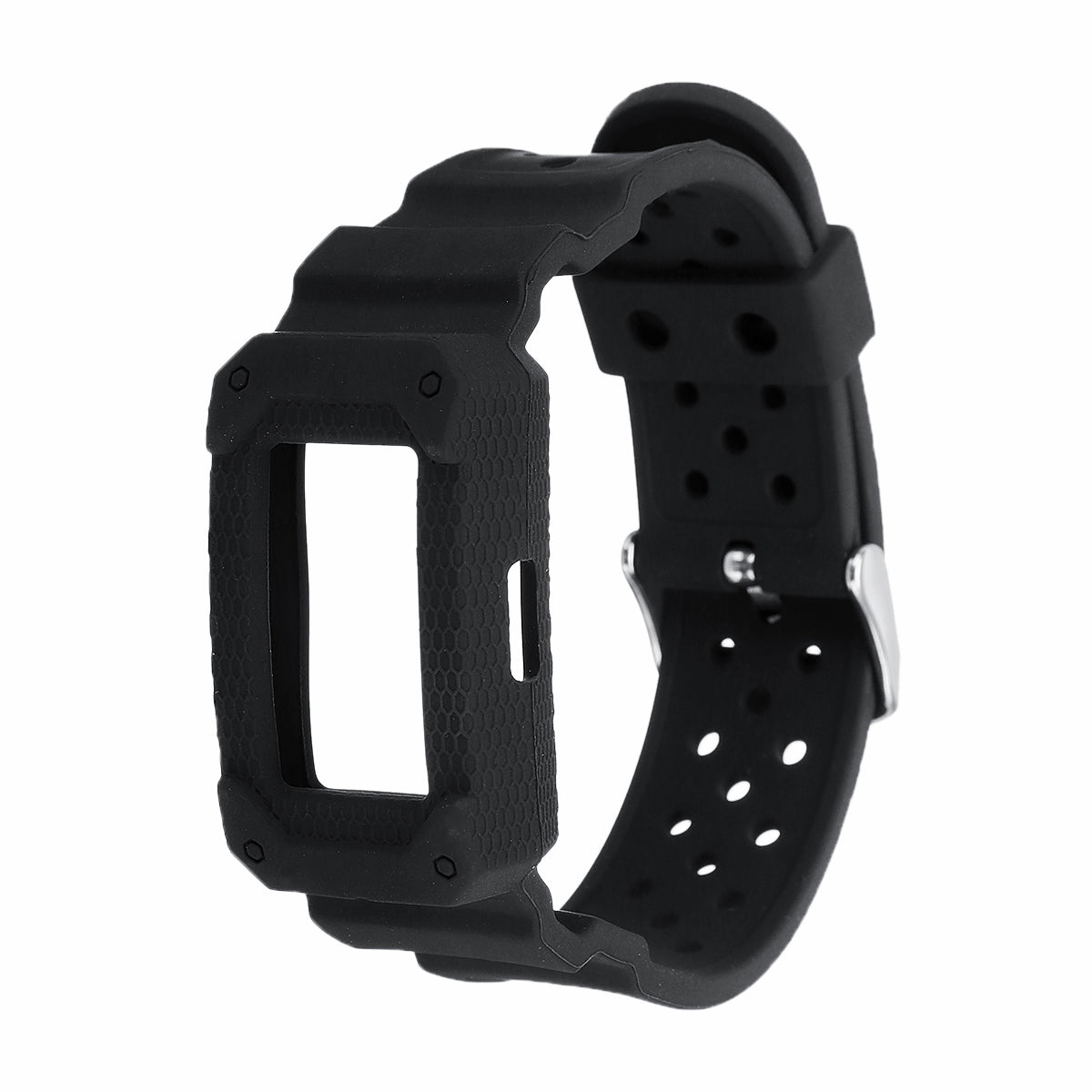Fitbit Charge 2 Replacement Silicone Anti-drop Full Package Smart Watch Band for Fitbit Charge 2