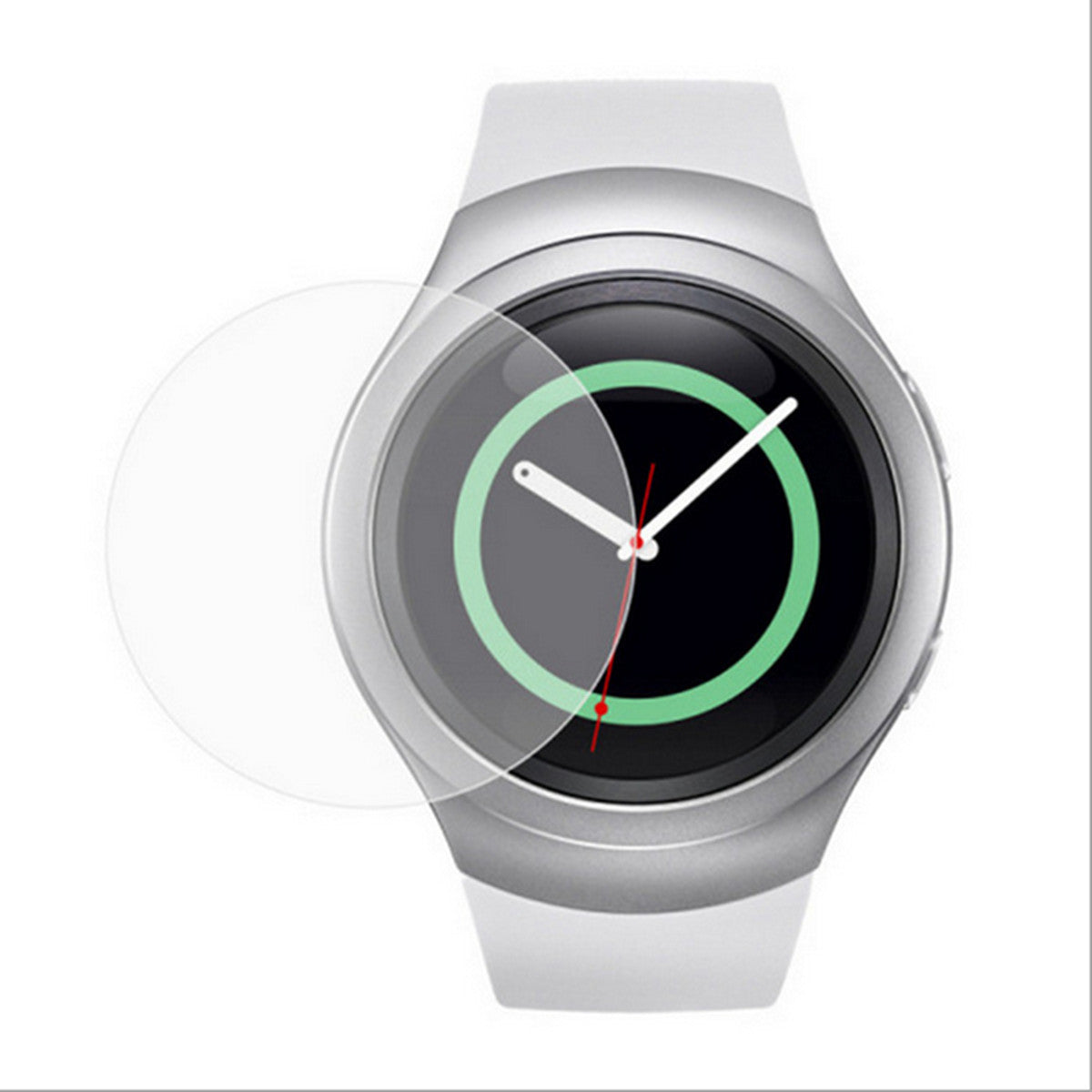 Samsung Gear 0.3mm Tempered Glass Screen Protector for Samsung Gear S2/S2 Classic Smart Watch