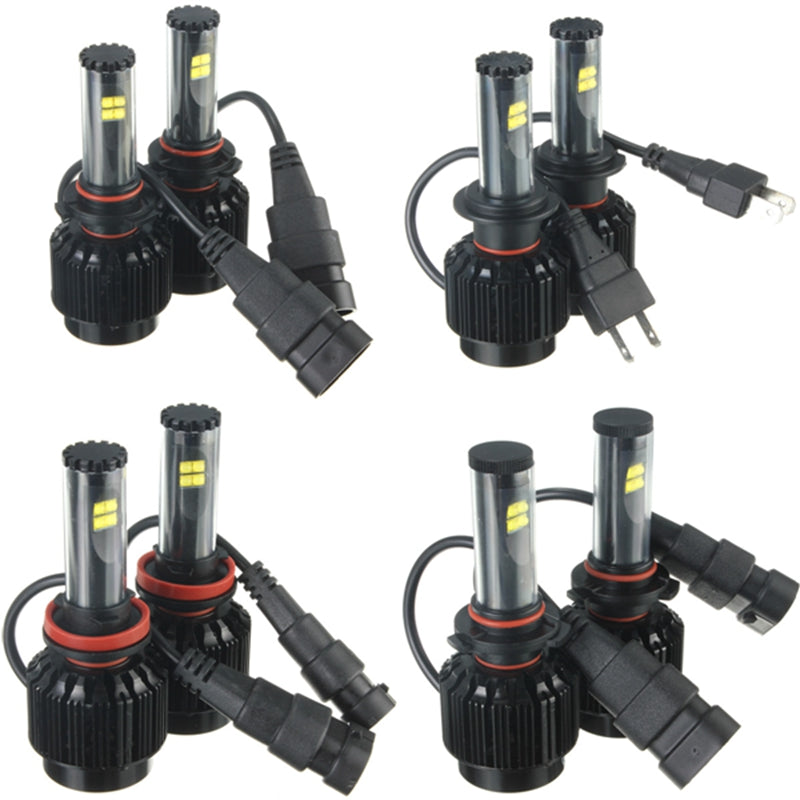 H7 H8 H9 H11 9005 9006 9007 Car 80W IP68 8000LM LED Headlight Kit