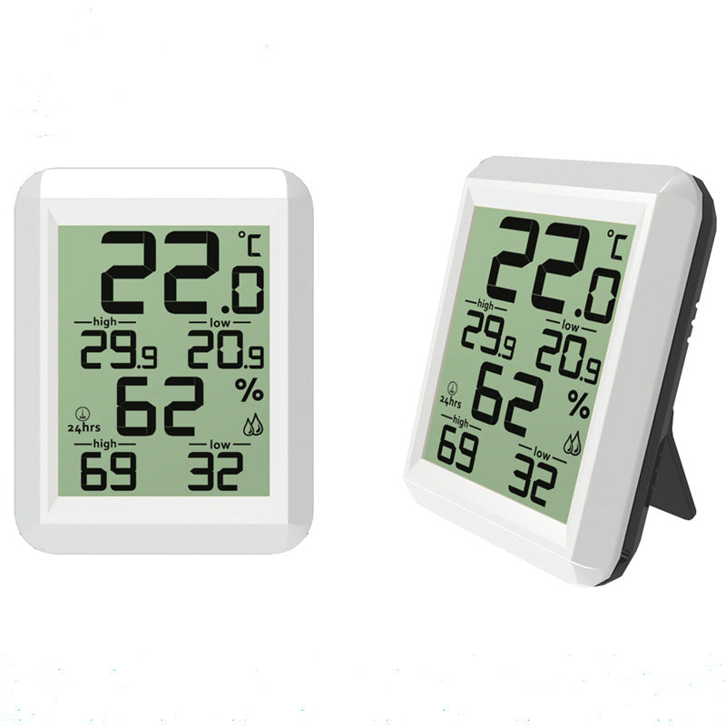 Protable Digital Humiture Meter Temperature Humidity Tester LCD Display Mini Garden Indoor Hygrothermograph