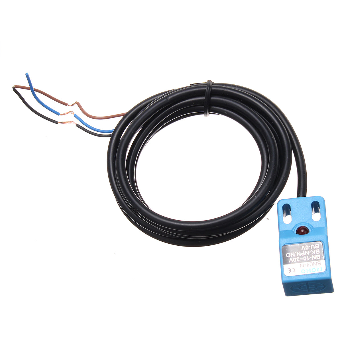 SN04-N 4MM Inductive Proximity Switch Sensor Approach Detection DC 10-30V 500Hz