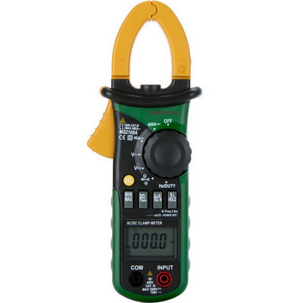 MASTECH MS2108A Professional Multifunction Digital Clamp Multimeter