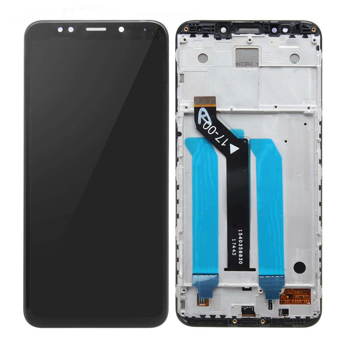LCD Display + Touch Screen Digitizer LCD Display Replacement Assembly For Xiaomi Redmi 5 Plus