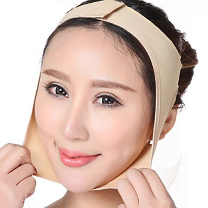 Sleeping Facial Slimming Bandage Face V Shaper