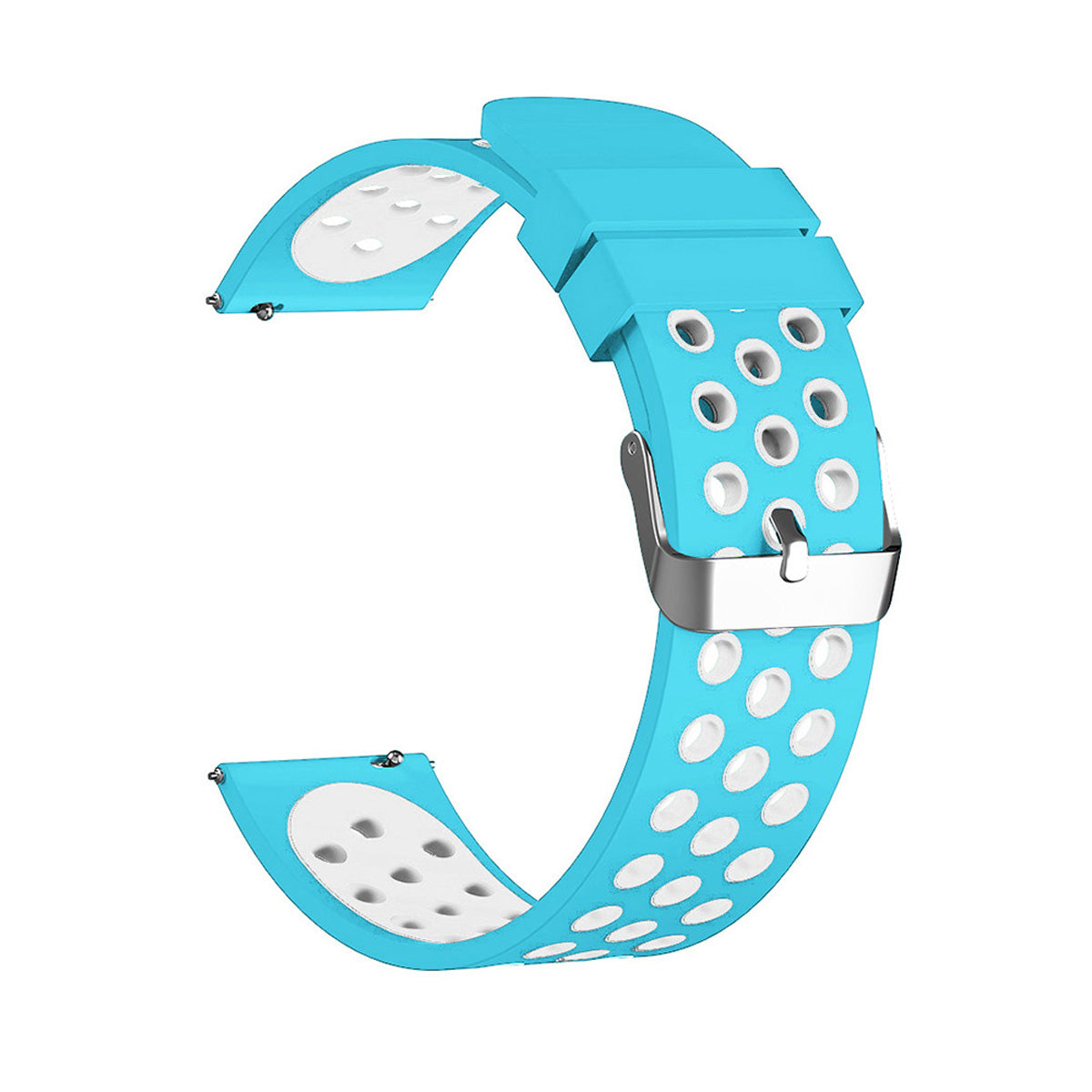 Fitbit Versa Silicone Replacement Breathable Watch Strap Band Belt For Fitbit Versa Smart Watch